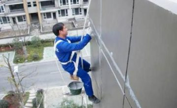 外墙防水补漏多少钱