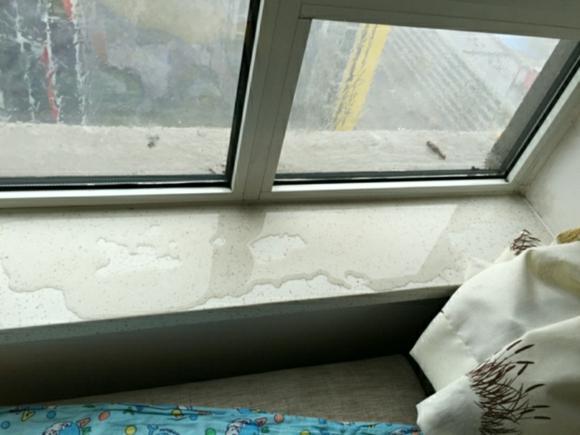 窗户渗漏维修
